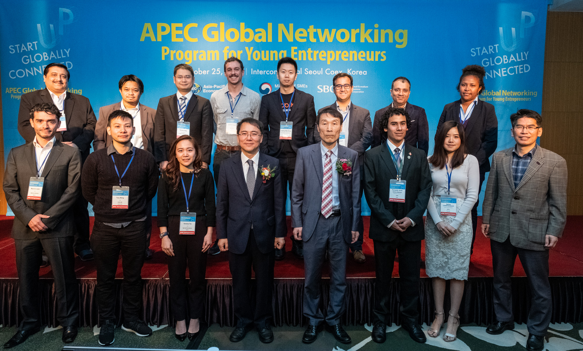 2018 APEC Young Entrepreneurs Networking Program